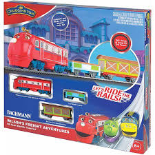bachmann trains chuggington wilson s freight adventures ho scale