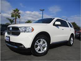 2011 dodge durango transmission problems 2011 used dodge durango crew sport 3rd row parking sensors at