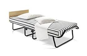 Jaybe Folding Bed Be Venus Single Folding Guest Bed With Dual Density Airflow