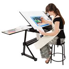 Drafting Table Supplies Artist Table Drafting U0026 Drawing Table Soho Jerrysartarama Com