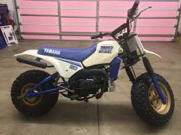two stroke motocross bikes for sale 1986 yamaha big wheel bw80 bike urious
