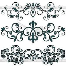 patterns vector clipart vector image