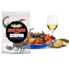 www edible edible asian forest scorpion edible insects