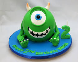 3d cake 3d mike wazowski cake cake in cup ny