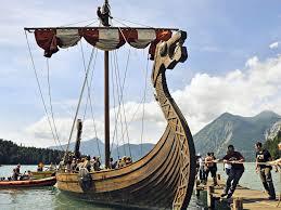 vicky the viking men viking ship wallpaper jxhy jpg 1024 768