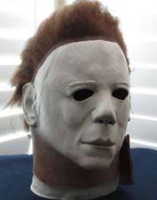 Mike Myers Halloween Costume Michael Myers Latex Mask Ebay