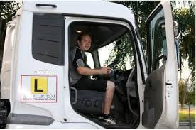 that a truck driver must have burleigh driver training