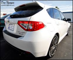 subaru wrx hatch white subaru wrx hatchback red tail light vinyl car wrap u2014 wannabe
