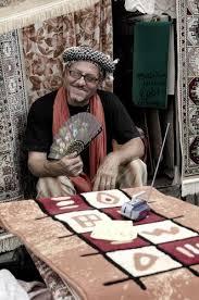 venditore di tappeti fotografia venditore di tappeti termini imerese
