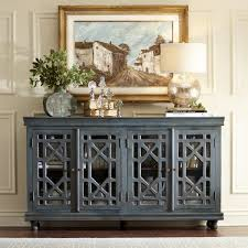 buffet cabinet with glass doors buffet cabinet sideboard storage table rustic wood furniture glass
