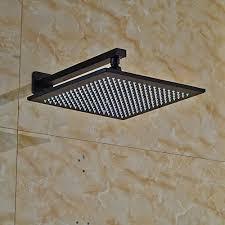 Votamuta Wall Mounted  Ways LED  Rainfall Shower Faucet Set - Faucet sets bathroom 2