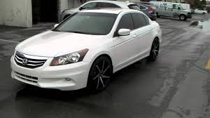 2013 honda accord with 20 inch rims 877 544 8473 20 inch css7 black wheels 2012 honda accord rims