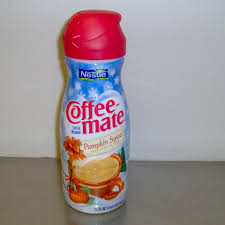 pumpkin spice for coffee what s he cooking now and other stuff review coffee mate