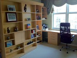 ideal library murphy bed u2014 loft bed design