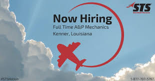 Louisiana travel jobs images Sts is now offering a p mechanic jobs in kenner louisiana jpg