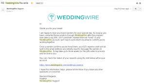 www weddingwire registry weddingwire rewards legit or scam weddingplanning