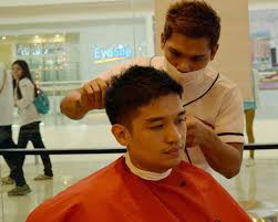 philipines haircut style sports barbers the rugged but professional hairstyle pinoy guy