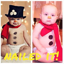 17 times when re creating pinterest baby photos was a bad idea