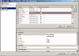 db2 alter table add column extended alters and handling data in toad for db2 luw toad for ibm
