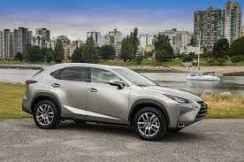 lexus 10 years old 2015 lexus nx 200t nx 300h first drive motor trend