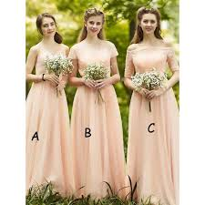 bridesmaid dress a line bridesmaid dresses pink bridesmaid dresses