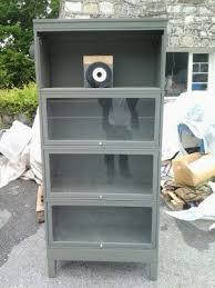Metal Lawyers Bookcase Furniture Antique Price Guide