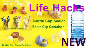recycle 6 new most useful plastic bottle life hacks in daily life