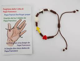 bracelet cord images Brown five finger cord bracelet png