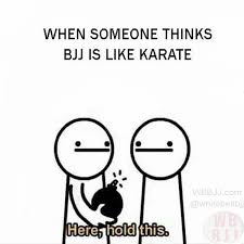 Karate Meme - meme it s not like karate