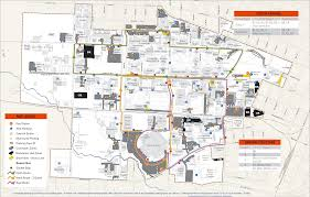 Iowa State Campus Map Osu Parking Map Tablesportsdirect