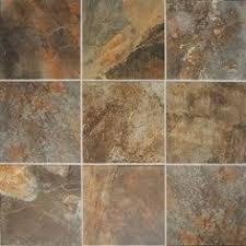 rustic slate cascade glazed porcelain indoor outdoor floor tile