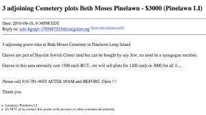 cemetery plots for sale three cemetery plots for sale on craigslist heeb