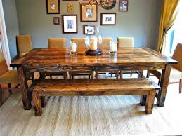 Country Dining Rooms by 8 Person Dining Room Table Home Design Ideas And Pictures