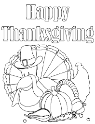 30 thanksgiving coloring pages to keep busy so you can