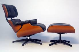 Modern Lounge Chair Design Ideas Awesome Navy Blue And Orange Comfortable Lounge Chair Design