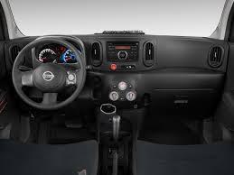 Image 2010 Nissan Cube 5dr Wagon I4 Cvt 1 8 S Dashboard Size