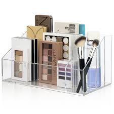 Bathroom Makeup Storage by Makeup Storage Countertop Makeupzer Decorative Professionalzers