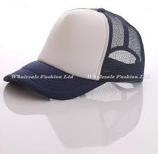 bulk hats 30pcs special diy blank trukcer hat for