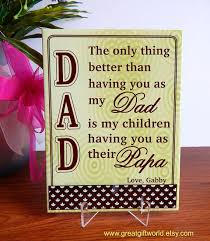 Christmas Gift Dad - dad thanksgiving christmas gift custom fathers u0027 gift dad