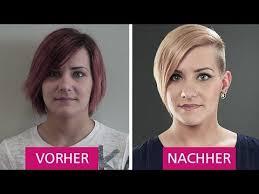 Bob Frisuren Vorher Nachher by Frisuren Vorher Nachher