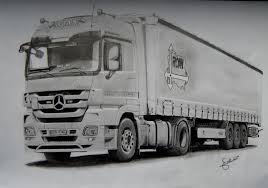 mercedes truck white mercedes benz actros mp3 1844 my father u0027s truck by maniek134 on