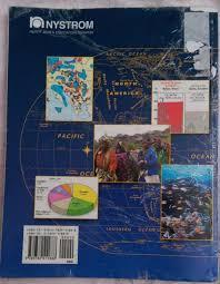 the nystrom desk atlas nystrom 9780782511888 amazon com books