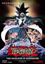 yu gi oh the dark side of dimensions anime tv tropes