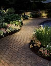 theydesign lighting garden lighting ideas with plants for garden
