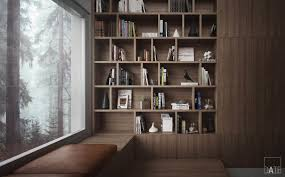Create Wood Shelf Photoshop by Architect U0027s Staircase Concept Ronen Bekerman 3d Architectural