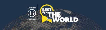 Best B The 2017 Best For The World Honorees U2013 B The Change