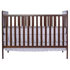 Mayfair Convertible Crib by Dream On Me Classic 3 In 1 Convertible Stationary Side Crib