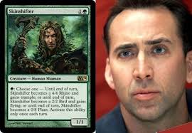 Magic Card Meme - pic 3 magic the gathering cards that look frighteningly similar