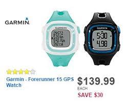 garmin gps black friday garmin forerunner 15 gps watch small deal at best buy black