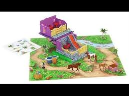 minnie whinnies tropical paradise playset review breyer mini whinnies